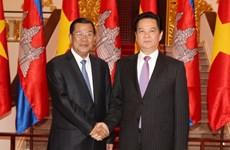 Làm sâu sắc hơn quan hệ hữu nghị Việt Nam-Campuchia