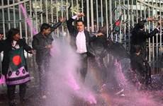 Biểu tình lớn tẩy chay bầu cử tại thủ đô của Bangladesh