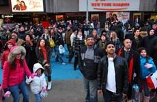 Mỹ tăng dân số thấp nhất trong hơn 7 thập niên qua