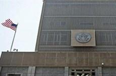 Ấn Độ cấm hoạt động thương mại tại tòa nhà Sứ quán Mỹ
