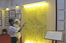 Triển lãm tư liệu Hoàng Sa - Chủ quyền của Việt Nam