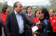 Phó Thủ tướng tặng quà Tết người nghèo tại Thừa Thiên-Huế