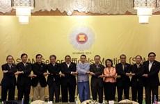 Các quan chức cấp cao ASEAN nhóm họp ở Myanmar