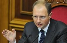 Thủ lĩnh đối lập Ukraine được đề nghị nhận chức Thủ tướng