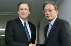 Nhật Bản, Mỹ khẳng định hợp tác trong vấn đề Triều Tiên