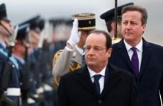 Lãnh đạo Anh, Pháp họp thượng đỉnh về hợp tác quân sự