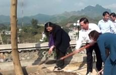 Phó Chủ tịch Quốc hội dự phát động Tết trồng cây tại Hòa Bình
