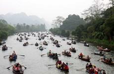 """Du lịch Việt Nam """"bội thu"""" khách trong dịp Tết Giáp Ngọ"""