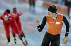Kỷ lục Olympic lập trong ngày thi đấu đầu tiên ở Sochi 2014