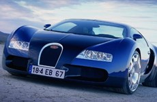 Bugatti tái ra mắt mẫu EB 18/4 Veyron concept nguyên bản