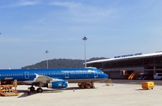 Phú Quốc đón chuyến bay quốc tế đầu tiên đến từ Nga