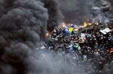 Nhiều VĐV Ukraine bỏ Sochi vì bạo lực đẫm máu ở Kiev