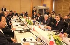 Bộ trưởng Công thương dự Hội nghị Bộ trưởng đàm phán TPP