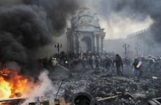 Người biểu tình tuyên bố kiểm soát hoàn toàn Kiev