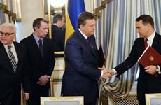 Loạn tin đồn về hành tung Tổng thống Ukraine Yanukovych