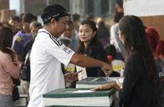 Thái Lan hoàn thành việc bầu cử bổ sung tại 5 tỉnh