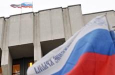 Biểu tình rầm rộ đòi quyền tự trị ở miền Đông Ukraine