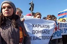 Nga giận dữ vụ bắn người biểu tình thân Nga ở Ukraine