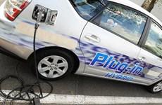 Nhật Bản viện trợ xe ôtô thế hệ mới cho công an Hà Nội