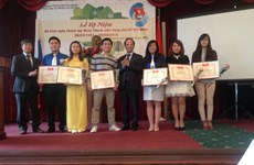 Kỷ niệm ngày thành lập Đoàn TNCS Hồ Chí Minh ở Nga