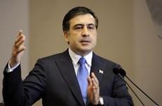Mỹ lo lắng cho số phận cựu Tổng thống Gruzia Saakashvili