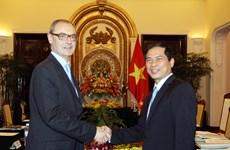 Tham vấn chính trị cấp thứ trưởng Việt Nam-EU lần thứ ba