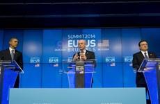 Mỹ-EU hướng tới tự do thương mại và độc lập về khí đốt