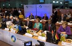 Lãnh đạo EU, AU nhất trí hợp tác trên nhiều lĩnh vực