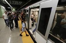 Khai trương tuyến tầu điện ngầm đầu tiên tại Trung Mỹ