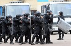 Ukraine: Cảnh sát Alpha không tuân lệnh trung ương