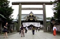 """""""Chọc giận"""" Trung, Hàn, Bộ trưởng Nhật thăm đền Yasukuni"""