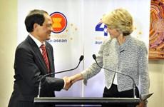 Phát triển quan hệ đối tác thịnh vượng Australia-ASEAN