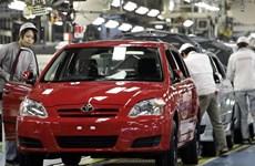 Toyota là hãng ôtô đầu tiên bán trên 10 triệu xe một năm