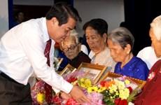 Cà Mau: 158 bà mẹ được phong Bà mẹ Việt Nam anh hùng