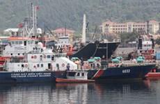 Quảng Ngãi hỗ trợ lực lượng cảnh sát biển và ngư dân