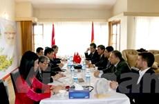 Sứ quán Việt Nam thông tin về Biển Đông tới chính giới Thổ Nhĩ Kỳ