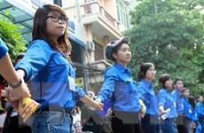 Ra quân Chiến dịch Thanh niên tình nguyện Hè năm 2014