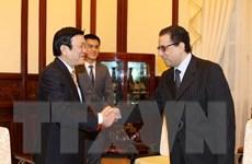 Chủ tịch nước: Việt Nam coi trọng hợp tác với Saudi Arabia