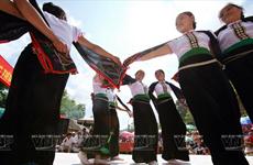 [Photo] Đam mê với những vũ điệu của núi rừng Tây Bắc