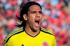 Dù lỡ hẹn World Cup 2014, tiền đạo Falcao vẫn sẽ tới Brazil