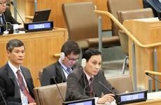 Việt Nam tiếp tục phản đối Trung Quốc tại Hội nghị UNCLOS