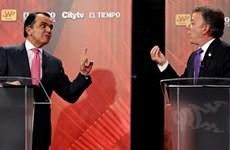 Cử tri Colombia đi bỏ phiếu bầu cử tổng thống vòng 2