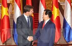 Toàn văn Tuyên bố chung hai nước Việt Nam và Hà Lan