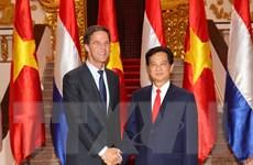Việt Nam-Hà Lan thiết lập đối tác chiến lược về nông nghiệp