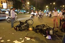 Bộ Giao thông hối thúc các địa phương giảm tai nạn xe máy