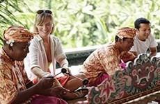Indonesia đặt mục tiêu thu hút 12,7 triệu khách du lịch nước ngoài