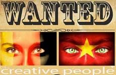Phát động thi thiết kế logo kỷ niệm 40 năm ngoại giao Việt-Đức