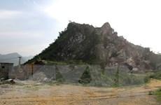 Vụ sập mỏ đá tại Phú Thọ: Đã tìm thấy xác nạn nhân đầu tiên