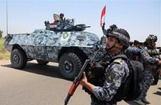 Quân đội Iraq khai hỏa tấn công ISIL, giao tranh ác liệt ở Tikrit