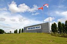 Mới khởi công, VSIP Quảng Ngãi đã thu hút 7 nhà đầu tư